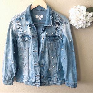 Pearl Jean Jacket